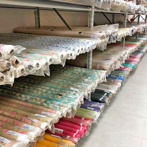 Fábrica de tecido profissional para camisaria