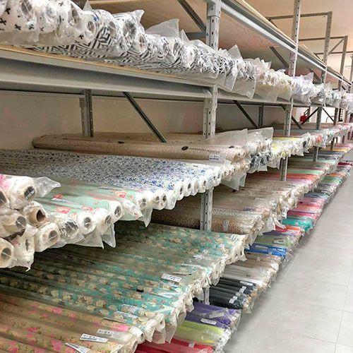 Fábrica de tecidos venda no atacado