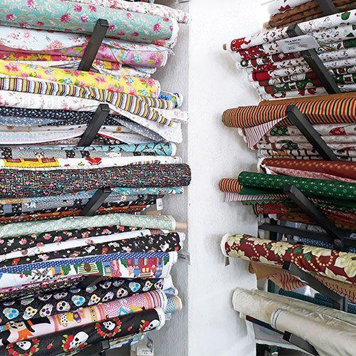 Preço do metro de tecido de algodão estampado