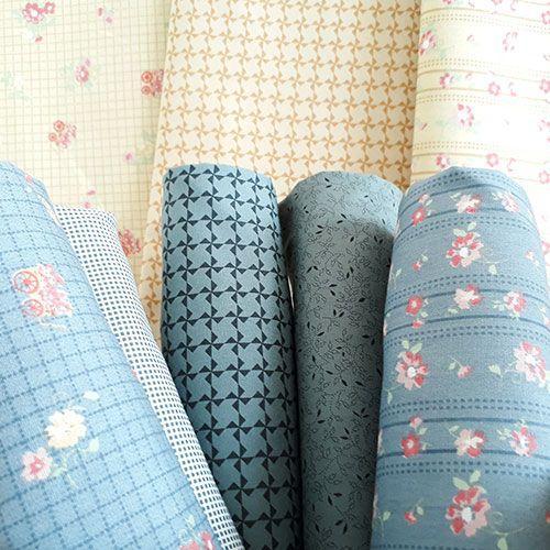 Tecidos estampados para roupas