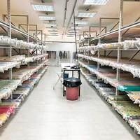 Distribuidor de tecidos para confecção