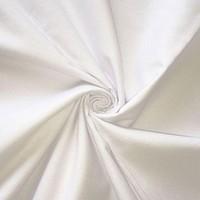 Tecido de algodão branco