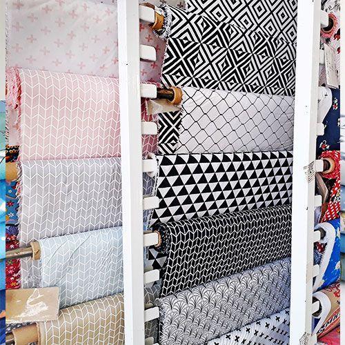 Tricoline 100 algodão estampado